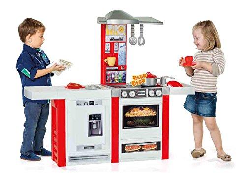 MOLTO Kitchen, Juego de Cocina Color Rojo 15166
