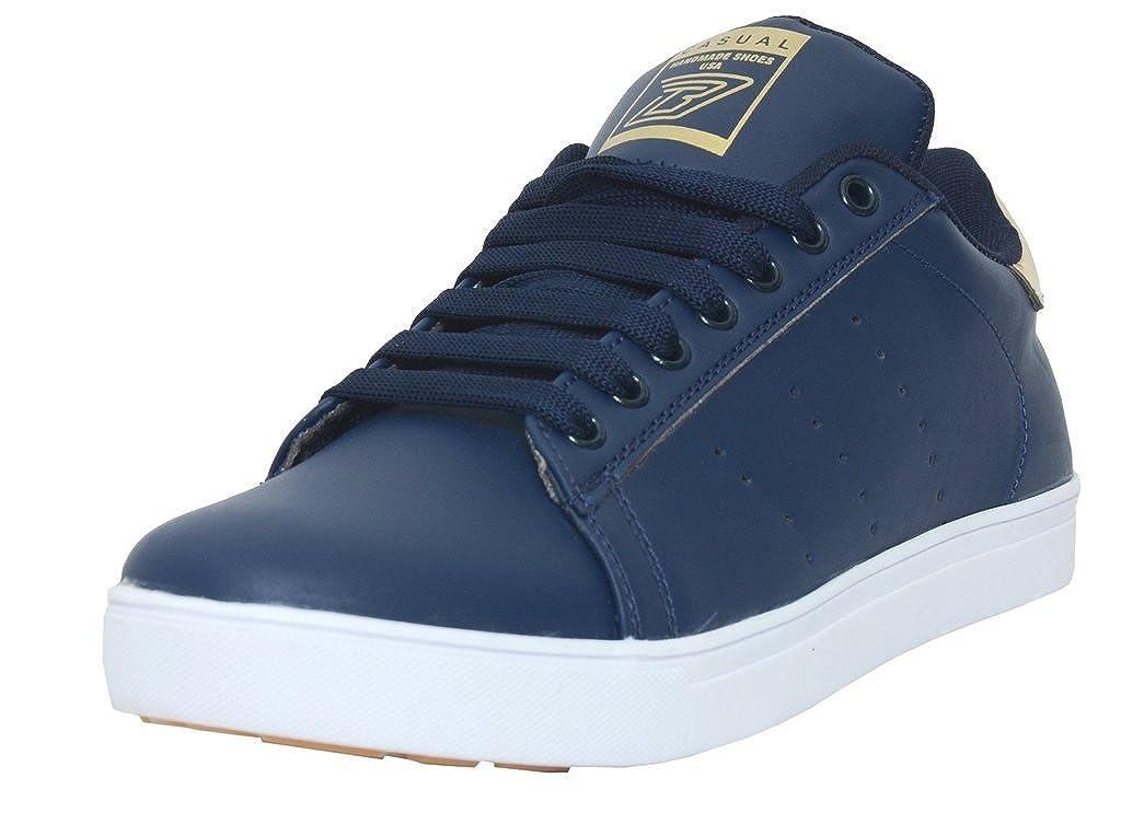 Buy Black Tiger Men's 8042 Sneakers at