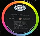 Wind in the Willows (USA 1st pressing vinyl LP in gatefold sleeve)