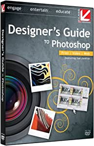 Class on Demand Designers Guide to Photoshop for CS3 and CS4 Educational Training Tutorial DVD-ROM hosted by Sue Jenkins 90700