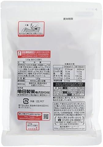 亀田製菓 技のこだ割り 120g