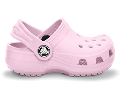 Crocs Littles - UK Child 2-3 (C2/3) Bubblegum: Amazon.co.uk: Shoes & Bags