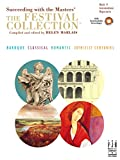 Search : The Festival Collection, Book 4 (Succeeding with the Masters) Intermediate Repertoire for Piano Solo (Book & CD)