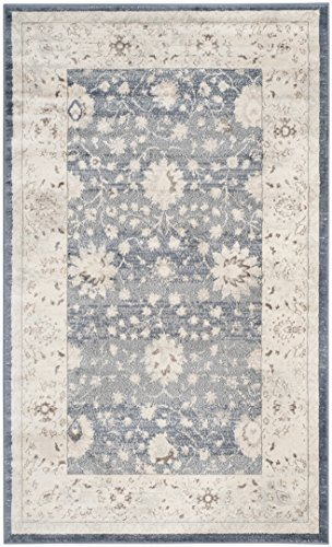 Safavieh Area Rug, 3 x 5 , Dark Grey