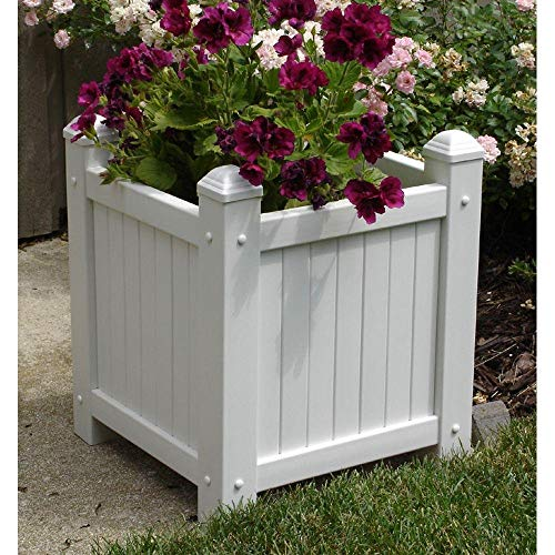 Dura-Trel 11185 Small Slat Planter