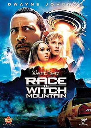 escape to witch mountain movie poster