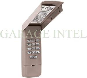 Craftsman 139.3050 Compatible Keyless Entry Garage Door Opener Keypad Assurelink