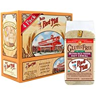 Bob's Red Mill Organic Brown Rice Farina Creamy Rice Hot Cereal, 26-ounce (Pack of 4)
