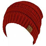 RD47_(US Seller)Winter Warm Hat Knit Beanie Hat