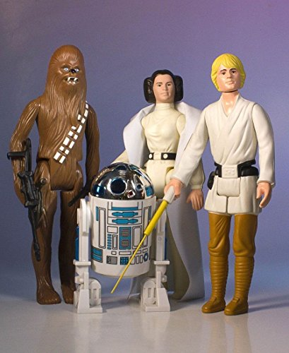 (Star Wars Early Bird Jumbo Collectible Action Figure (4 Pack))