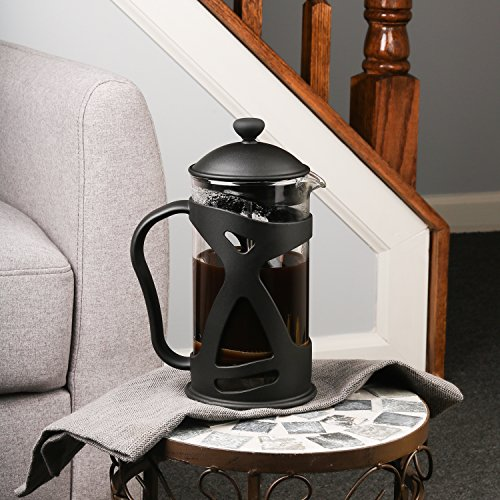 Tea Coffee Maker French Press : Revyve French Press Coffee, Tea & Espresso Maker (8 Cups, 32 Ounces) Savepath