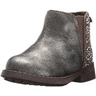 OshKosh B'Gosh Kids' Daria Girl's Glitter Ankle Boot