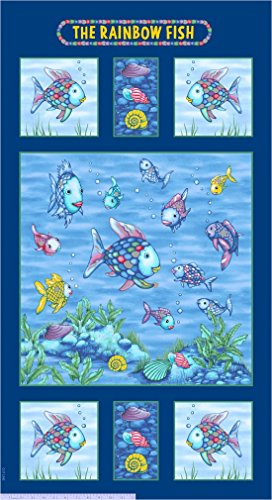 Check expert advices for rainbow fish fabric?