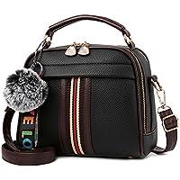 Tibes Ladies Top-handle Handbags Shoulder Bag Satchel Crossbody Bags Women