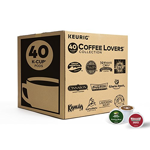 Кофе и чай Keurig Coffee Lover's