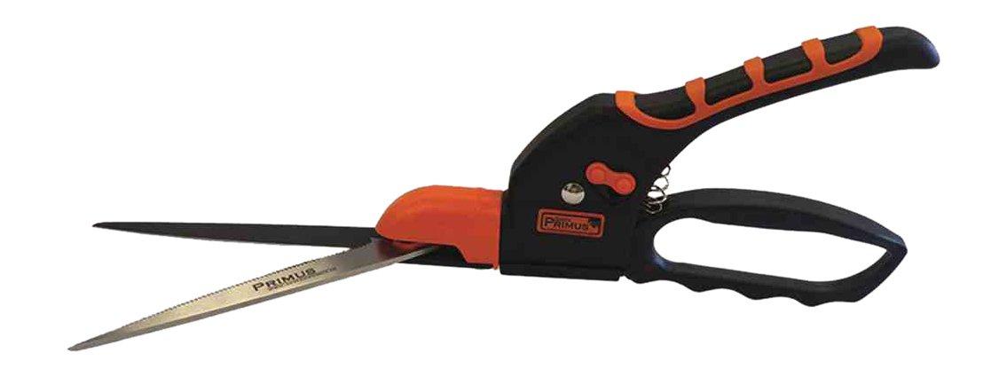 02410 schwarz//orange Garten Primus Rasenkantenschere 30,6 x 7,3 x 2,5 cm