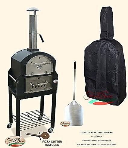 Forno Buono TM - Amalfi Pizza horno de leña horno de pan al Patio ...