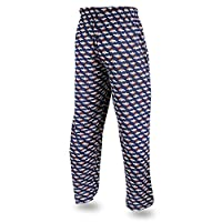 Men's NFL Team Logo Print Comfy Jersey Pants