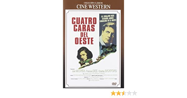 Amazon.com: Cuatro Caras Del Oeste [1948] (Import Movie) (European Format - Zone 2): Movies & TV