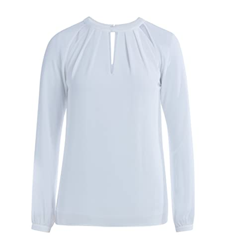 Camiseta Michael Kors ecrú