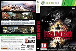 Rambo Xbox 360 by Reef Entertainment
