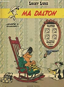 Lucky Luke, tome 11 : Ma Dalton par Morris