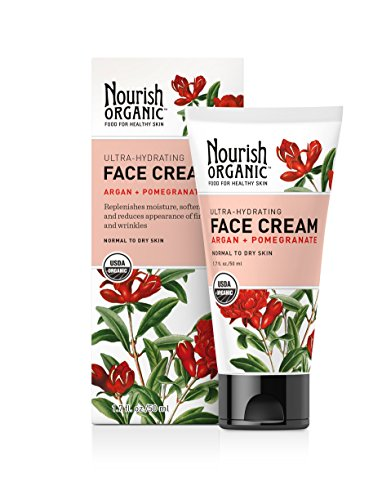 Nourish Organic Face Cream