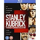 Stanley Kubrick Visionary Filmmaker Collection [Blu-ray]