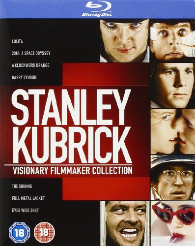 Stanley Kubrick Visionary Filmmaker Collection - Kubrick Box