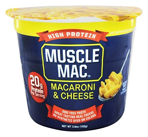 muscle mac and cheese