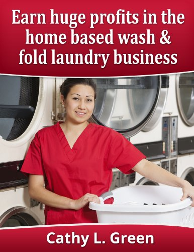 Earn huge profits in the home based wash & fold laundry business