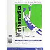 Using and Understanding Mathematics, Books a la Carte Edition (6th Edition)