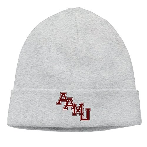 EWIED Men's&Women's Alabama A & M University Patch Beanie Mountain ClimbingAsh Caps Hats For Autumn And - Oklahoma City Day Memorial