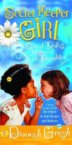 By Dannah K. Gresh Secret Keeper Girl Kit (Paperback) January 1, 2004 (Secret Keeper Girl Kit)