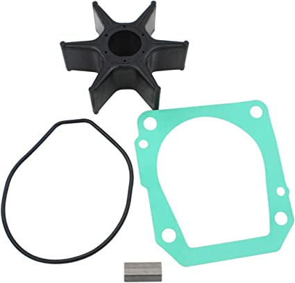 UANOFCN New Water Pump Impeller Service Kit for Honda BF115//130 BF75//90 06192-ZW1-000