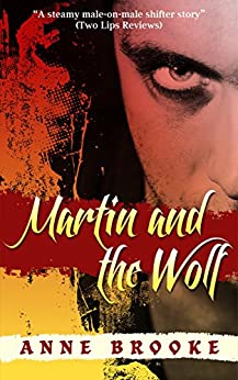 Martin and The Wolf by [Brooke, Anne]
