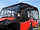 SuperATV Heavy Duty Tinted Roof for Honda Pioneer 1000 - (2016+) - Easy to Install!