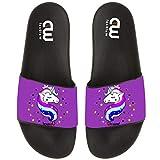Cute Unicorn Print Summer Slide Slippers For Girl Boy Kid Non-Slip House Sandal Shoes size 1