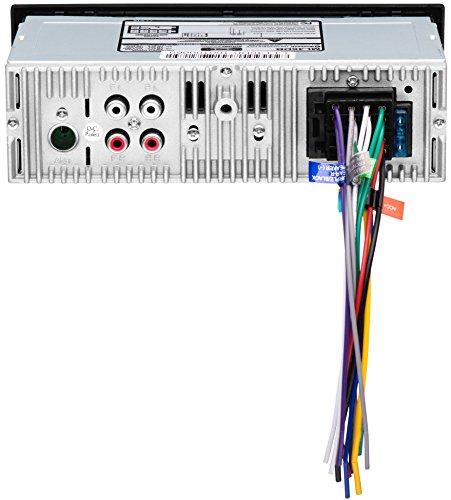 Sound Storm ML46DB Car Receiver - Bluetooth/MP3/USB, FM Radio ONLY (No AM), (No CD/DVD) by Sound Storm Laboratories (Image #5)