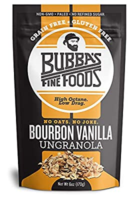 Bubba's Fine Foods Paleo, Grain-Free, Gluten-Free Granola