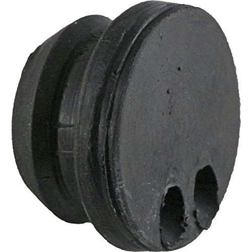 Eckler's Premier Quality Products 40138158 Full Size Chevy Heater & Defrost Cable Grommet