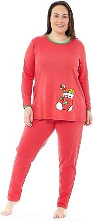 Pijama Manga Larga Varios Modelos. Tallas Grandes. Mabel Big&Beauty Tallas 50 a la 70.: Amazon.es: Ropa y accesorios