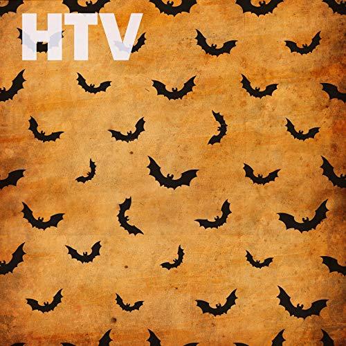 Halloween Pattern HTV, 12