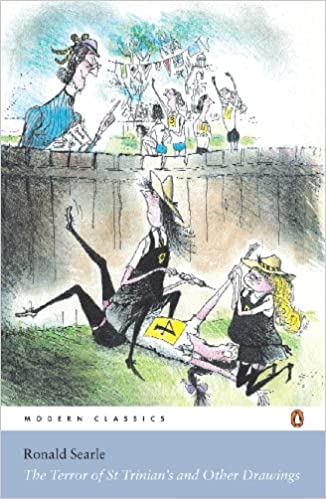 The terror of St Trinian's ans other drawings