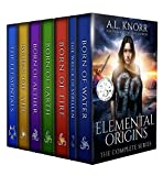 #1: Elemental Origins: The Complete Series: (Water, Fire, Earth, Air, Aether, Ensemble Novel)