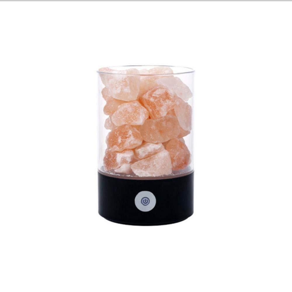 Lámpara de sal del Himalaya natural inteligente, purificador de ...