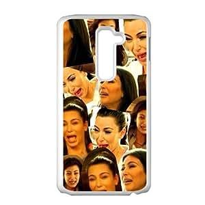 kim kardashian crying Phone Case for LG G2