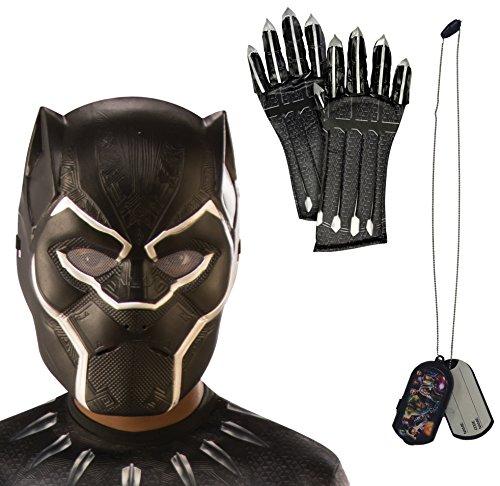 Rubie's Child's Marvel Avengers Black Panther Costume Accessory Kit