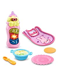 VTech Baby Amaze Mealtime Learning Set BOBEBE Online Baby Store From New York to Miami and Los Angeles