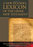 img - for A New Reader's Lexicon of the Greek New Testament book / textbook / text book